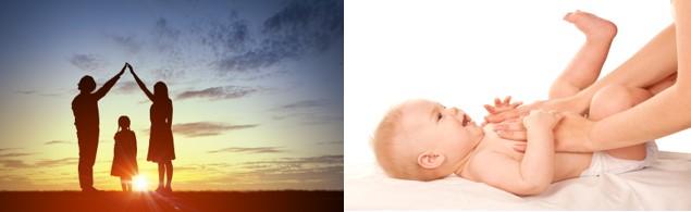 Autour des premiers mois de vie