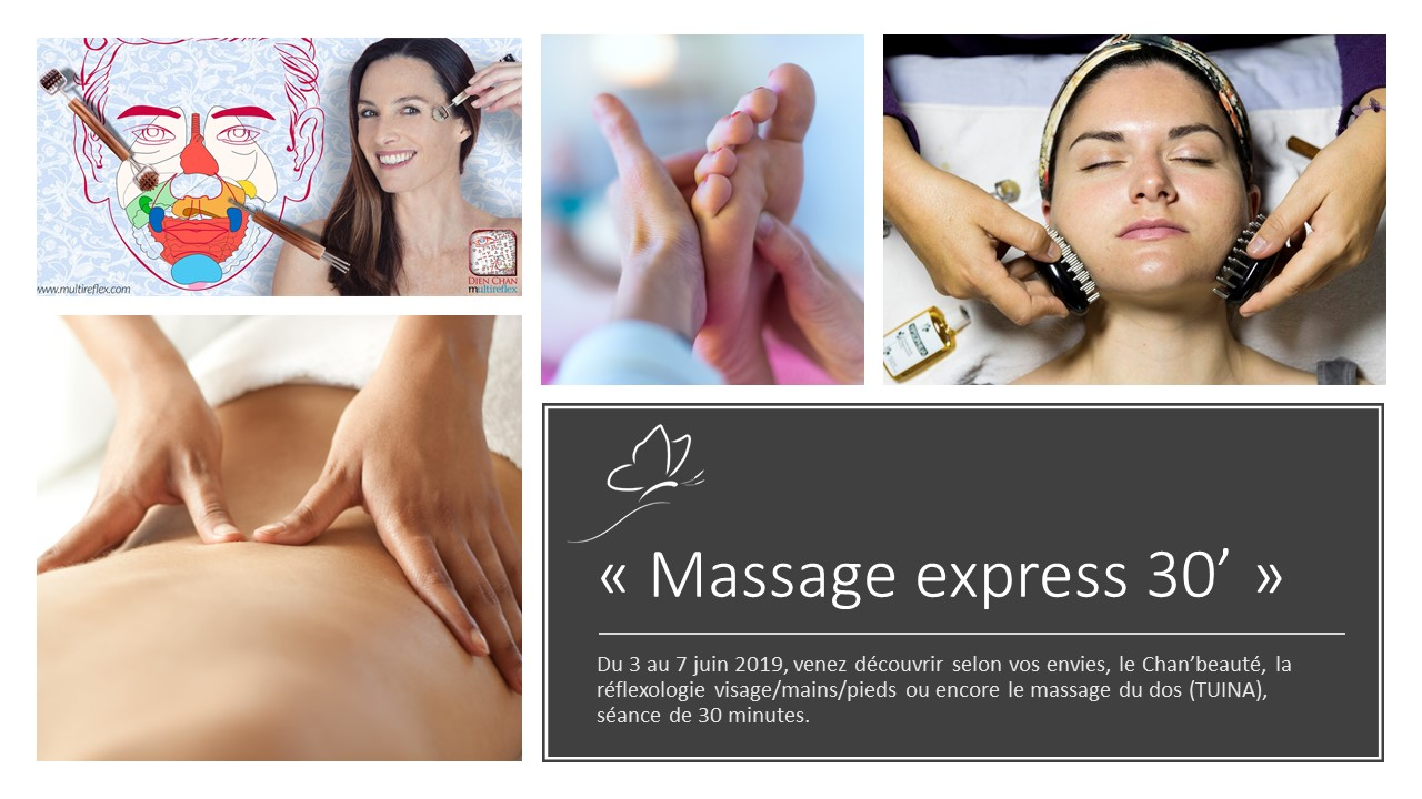 Massage express 30′